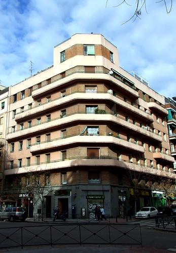 Calle Ancora con Calle Rafael de Riego 30 (Angel Laciana)