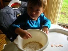 making playdoh 2