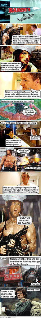 Rambo's Kitchen Nightmares