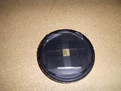 Completed Pinhole Cap