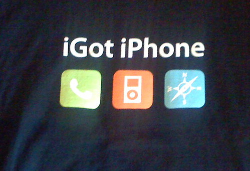 iGot iPhone!!