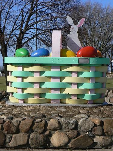 Lakeview Park Easter Basket