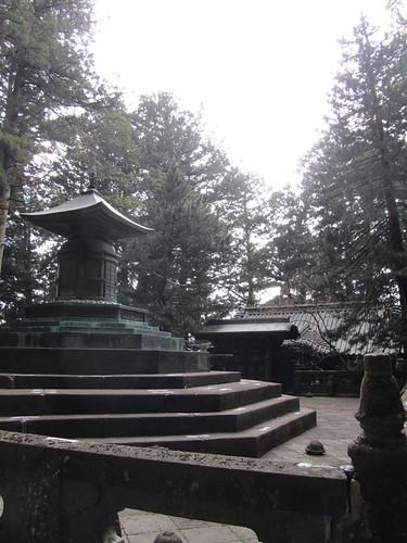 Ieyasu's graveyard
