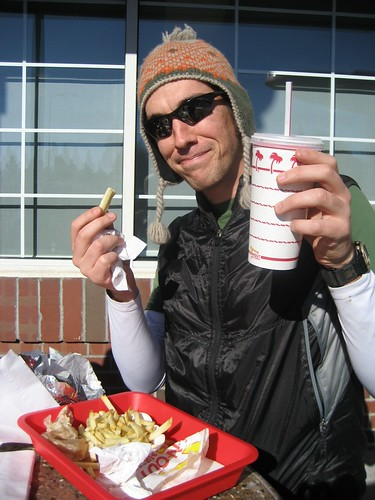 Dave and In N' Out