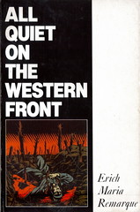 All Quet on the Western Front, Erick Maria Remarque