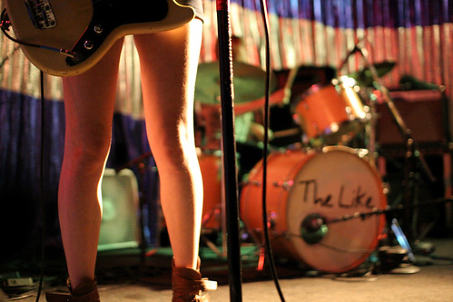 The Like at Spaceland
