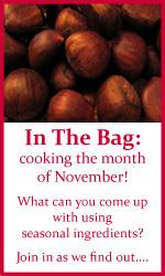 In the Bag November Logo