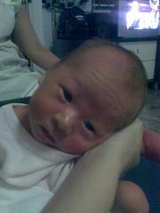 Baby Ezekiel