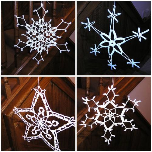 2007 Snowflakes 11-13-07