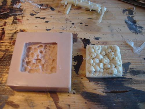 Creazione basetta miniatures wargames
