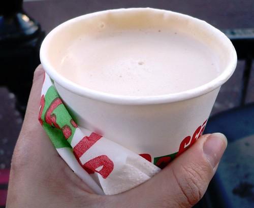 Caffe Mobil Latte