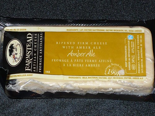 Amber Ale cheese