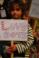 Campaigning for robots