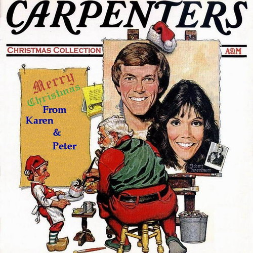 carpenters-christmas-collection-cover-front