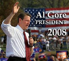 Al Gore president?