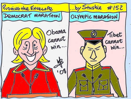 Hillary & China