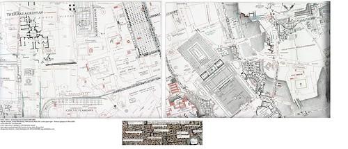 Rome Metro C Subway Line Archaeological Surveys - Argentina subway map