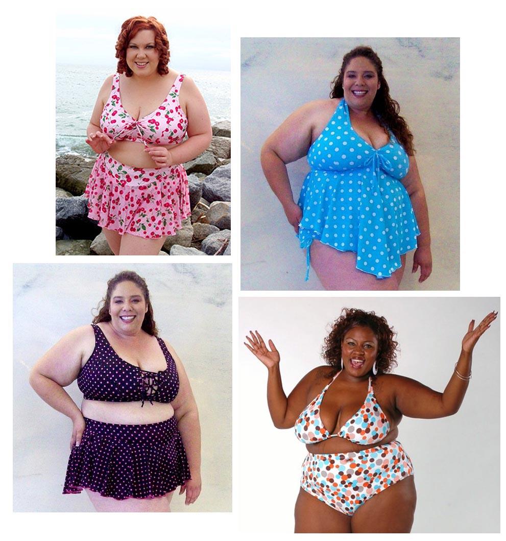 swimwearro | fat girls like nice clothes too