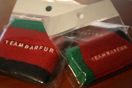 for Darfur