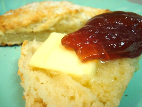 Scone Closeup