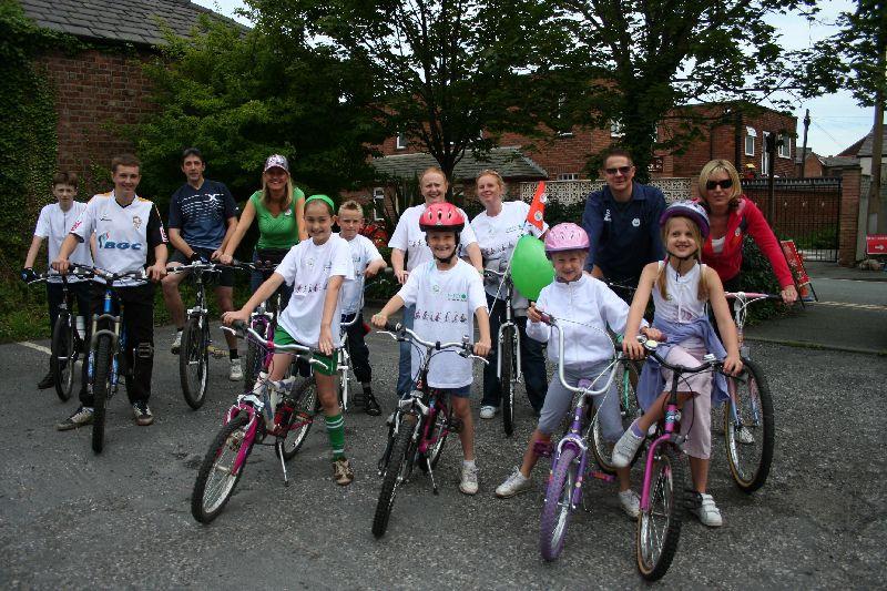 Big Bike Ride 2007