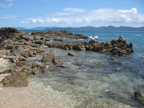 Whitsunday Islands views