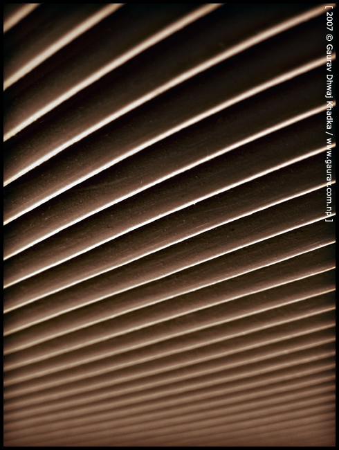 Line abstract III by Gaurav Dhwaj Khadka