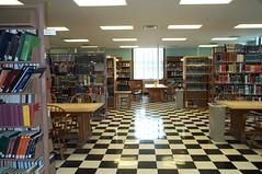 UVA's Alderman Library