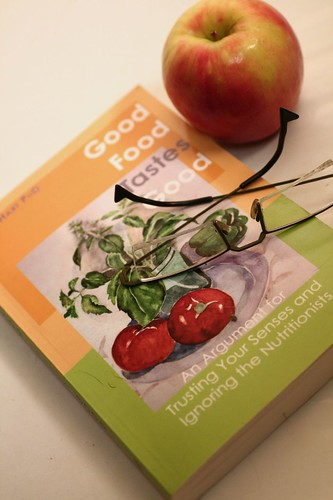 Good Food Tastes Good book cover