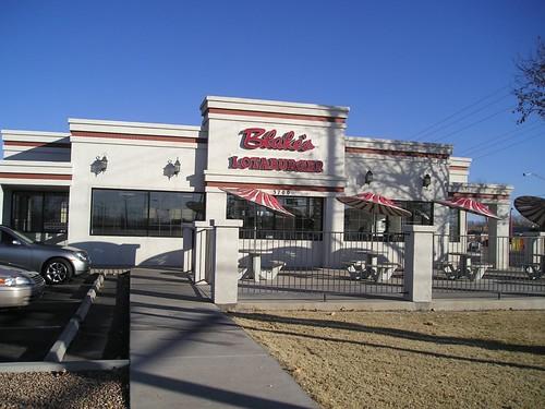 Blake's Lotaburger building