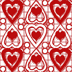Valentine Heart Pattern #1C copy