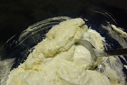 yogurt dough for khachapuri