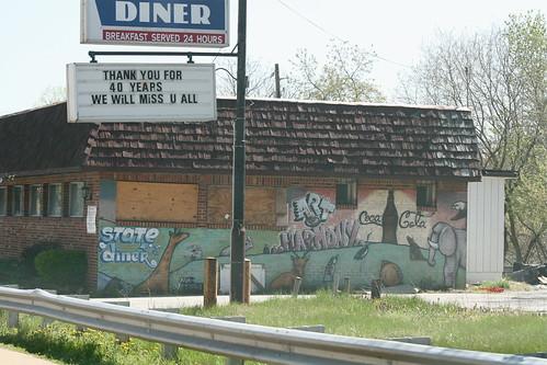 Closed Diner