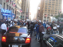 Sean Bell Protest