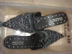 Nov 12 Princess shoes