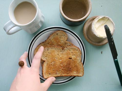 Simplest Breakfast