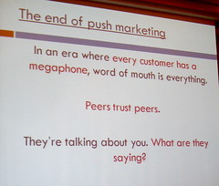 The End of Push Marketing