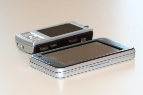 N95 and N810