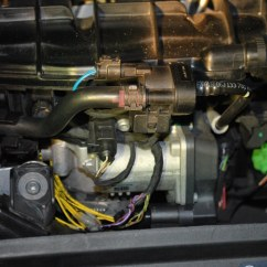Mk3 Golf Wiring Diagram How To Make Crochet Pattern Vwvortex.com - Mkv Gti Throttle Body Harness Repair