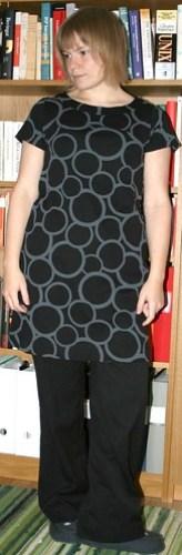 Ny klänning/lång top