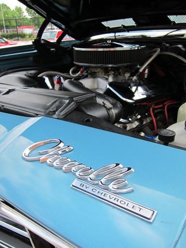 1969 Chevrolet Chevelle SS 396 b