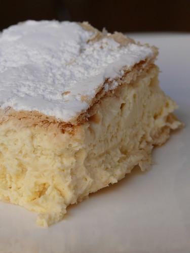 San Sebastian Hampton Vanilla Slice Blog