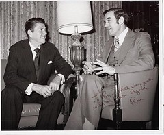 reagan and ron paul