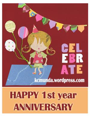 Celebrate cut card