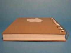 On a notebook, far, far away
