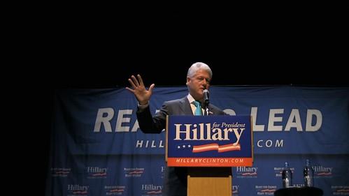 Bill Clinton by Flickr user Chuckumentary (Creative Commons)
