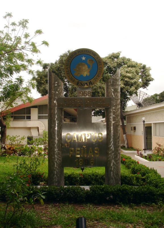 Campus las Peñas de ESPOL - ESPAE