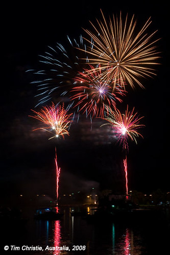Speers Point Fireworks
