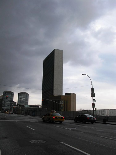 Nature Rolls In, The UN