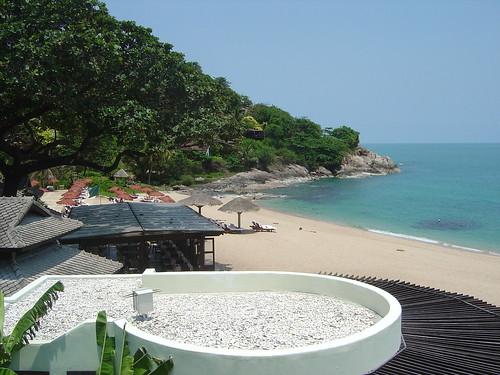 Tongsai Bay Beach Hotel. Koh Samui. Thailand